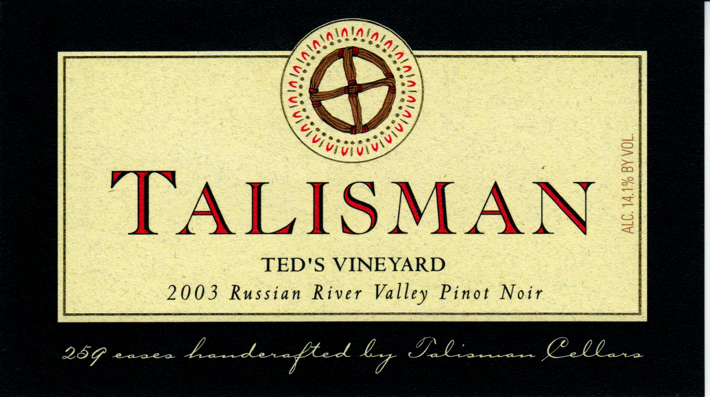 Product Image for 2003 Ted's Vineyard 1.5L