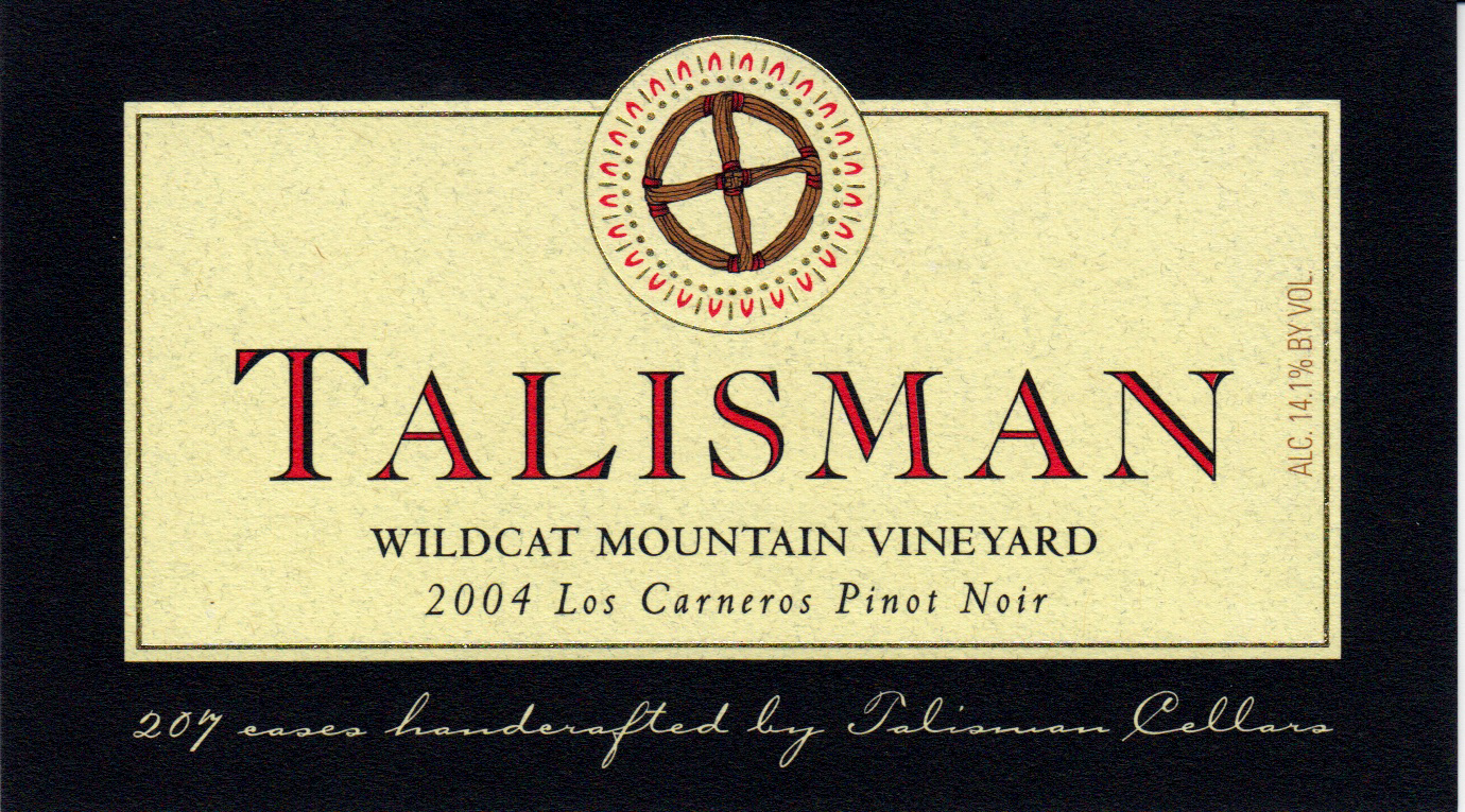 Product Image for 2004 Wildcat Mountain Vineyard 3L