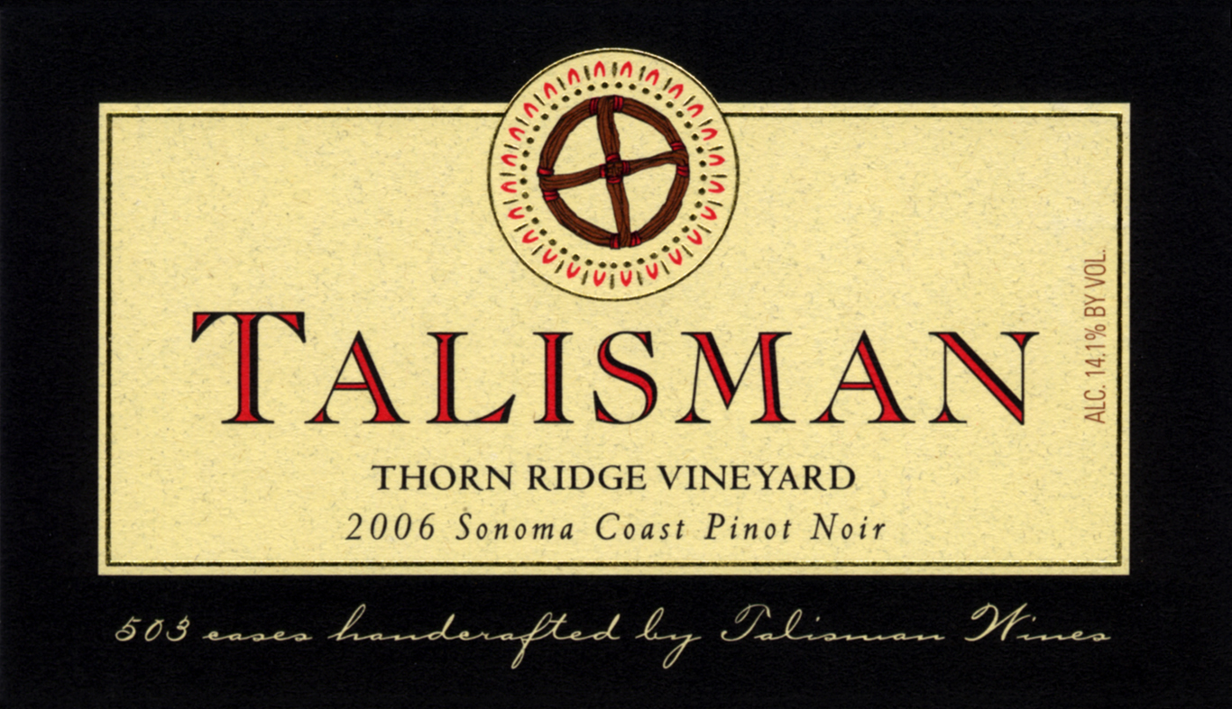 Product Image for 2006 Thorn Ridge Vineyard / Sonoma Coast Pinot Noir 3L