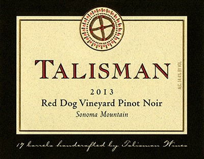 2013 Red Dog Vineyard Pinot Noir Product Image