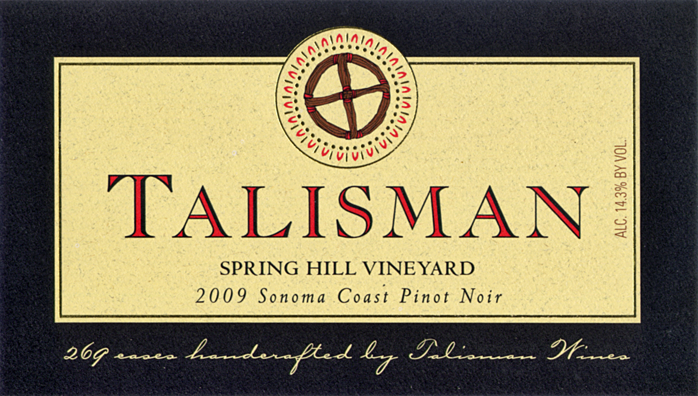 Product Image for 2009 Spring Hill Vineyard Pinot Noir 3L